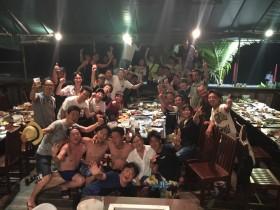 0525 BBQ Party 集合写真
